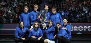 Team Europe Laver Cup - © Getty Images