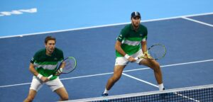 Nicolas Mahut en Fabrice Martin - © European Open