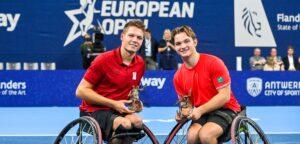 Jef Vandorpe en Ruben Spaargaren - © European Open